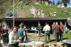 7 maggio 2005 - Uscita con la scuola di San Gregorio